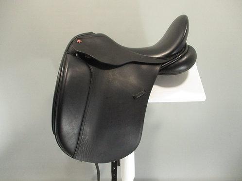 """Lovatt & Ricketts Berkeley Dressage Saddle 17"""" W/XW"""