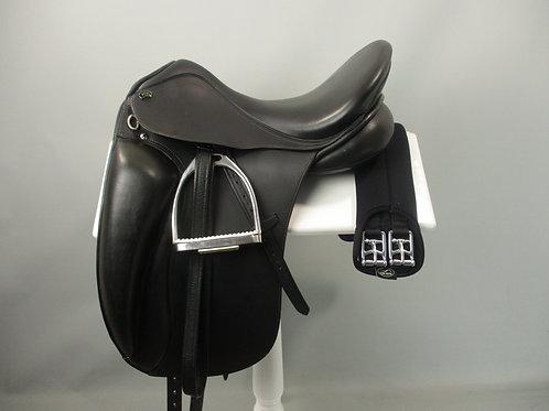 """PDS Aldea Dressage Saddle 16"""""""
