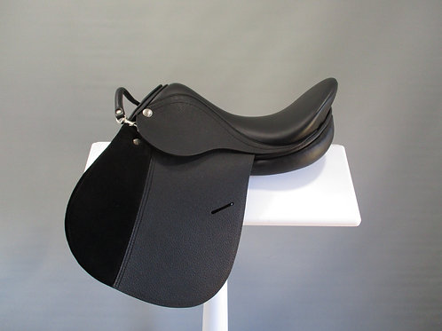 Zaldi Royal Junior GP Saddle 16""