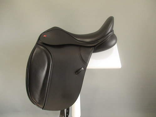 Thorowgood T8 Dressage Saddle 17.5""