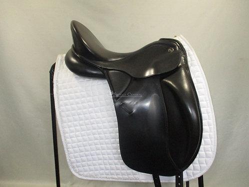 "Kieffer Kur Size 1/17"" Dressage Saddle"