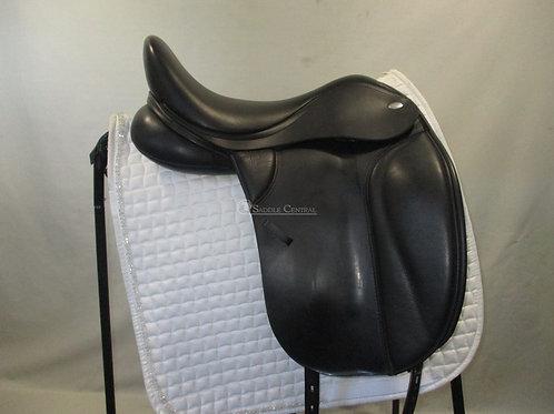 "Thorowgood T8 High Profile Dressage Saddle 17"""