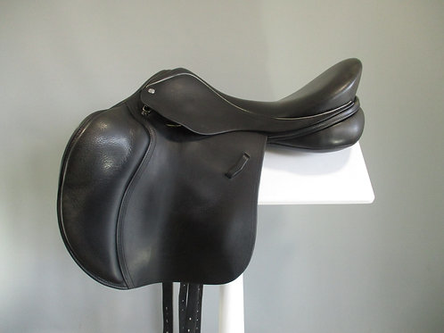 "Loxley Jump Saddle 17.5"" M"
