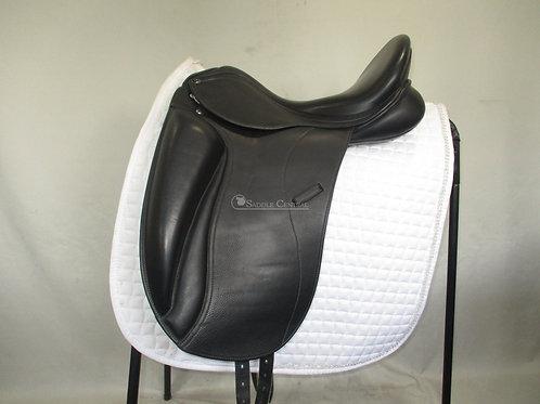 "Pessoa PDS Grande Dressage Saddle 17"""
