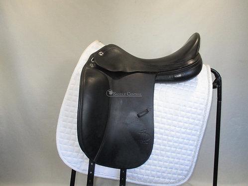 "Prestige D1 17.5"" /18""  Dressage Saddle"
