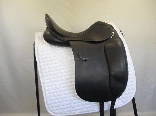 """Pessoa PDS Euro 17"""" Dressage Saddle"""