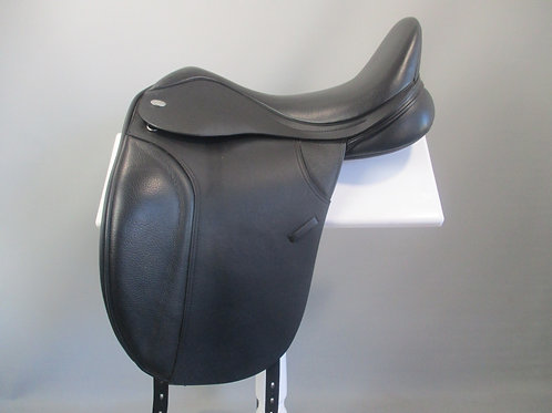 Thorowgood T8 Low Profile Dressage Saddle 18""
