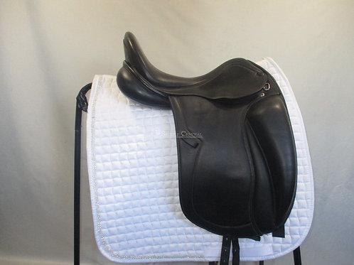"PDS Integro Mono Flap Junior  15.75"" Dressage Saddle"