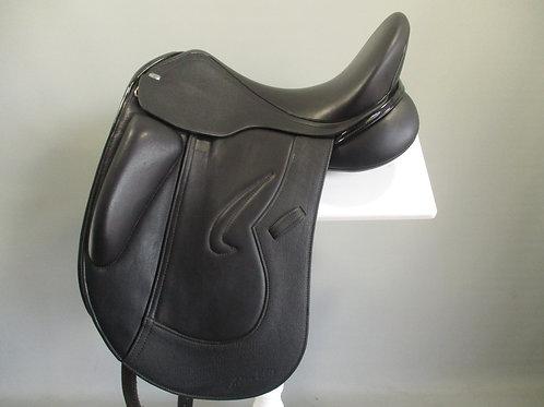 "Adam Ellis Paisley Dressage Saddle 17""/ 17.5"" MW-W"