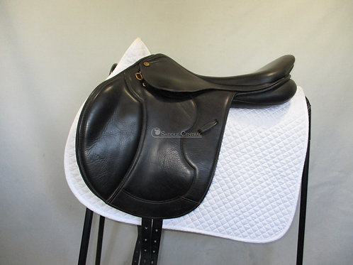 "Pessoa Heritage Pro 17.5"" Jump Saddle"