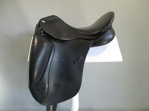 "Pessoa Aldea Dressage Saddle 17"""