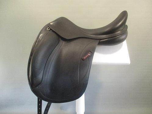 """Equipe Olympia Dressage Saddle 17.5"""" W"""