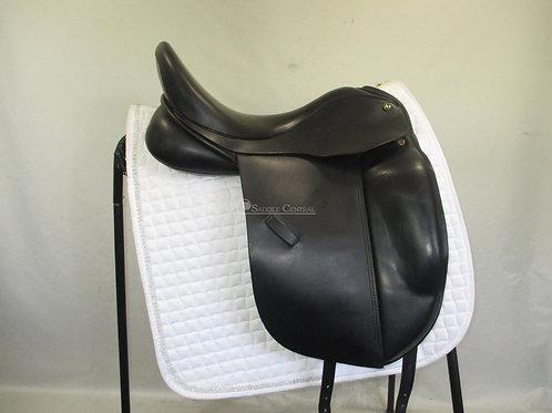 "Ideal Suzannah Dressage Saddle 17.5"""