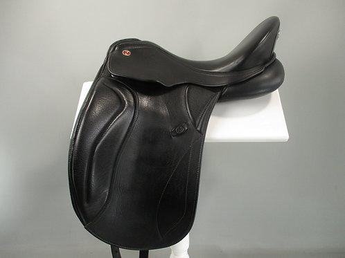 """Kieffer Sydney Dressage Saddle 17"""" W"""