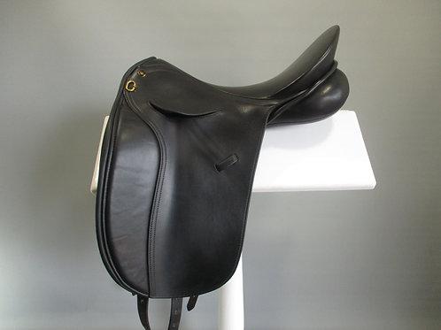 "Peter Horobin CC Dressage Saddle 17"" M"