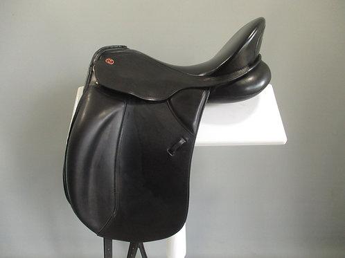 """Kieffer Kur Dressage Saddle 17"""" W"""