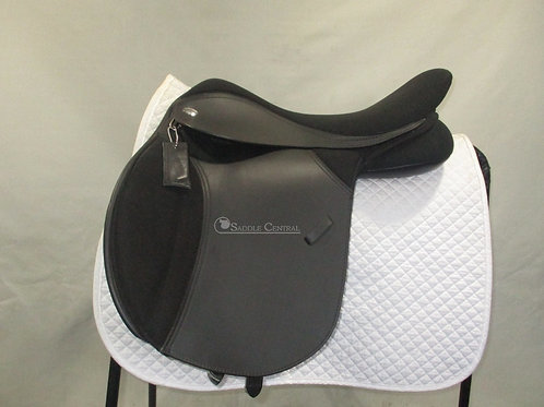 "Thorowgood T4 17.5"" Low Profile/Cob GP Saddle"