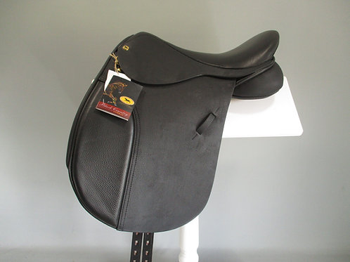 "Black Country GPD Saddle 17""/16.5""  M-MW"