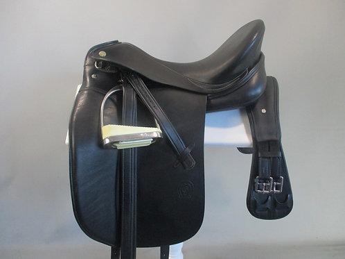 """Otto Schumacher Dynamic SF Dressage Saddle 17"""" XW-XXW"""