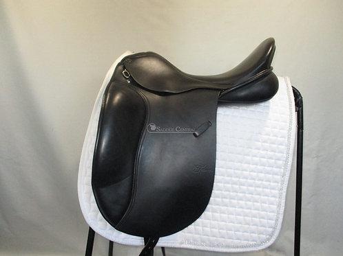 """Trainers Jessica Pro 18"""" Dressage Saddle"""