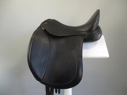 """Peter Horobin Kitzbuhel Dressage Saddle 16.5"""" XW"""