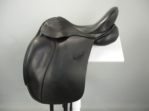 "Hastilow Bentley Dressage Saddle 17.5"" / 17"""