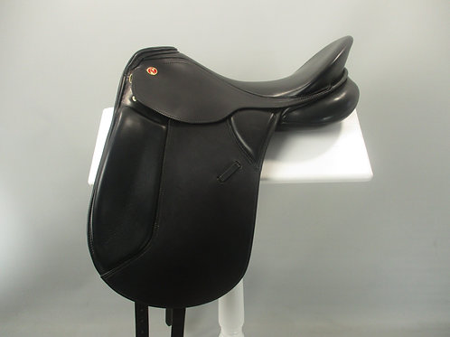 "Kieffer Lech Dressage Saddle 17"" M"
