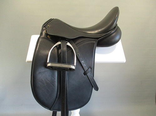 "Riviera Monaco MK11 Dressage Saddle 17"""