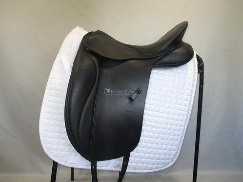 """Peter Horobin Grande 17"""" Dressage Saddle"""