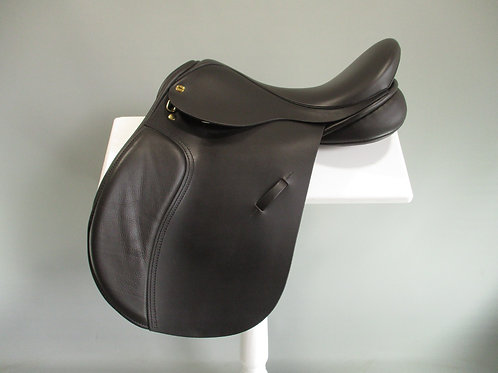 "Black Country GP Event Saddle 16.5"" MW"
