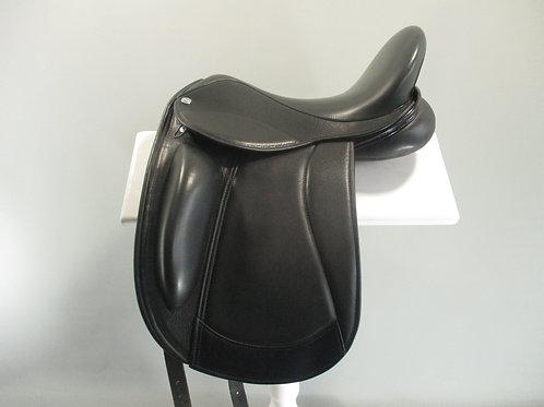 "Frank Baines Union Lux Dressage Saddle 17""  W"