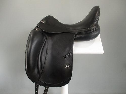 "Prestige X D2K Dressage Saddle 17"" W"