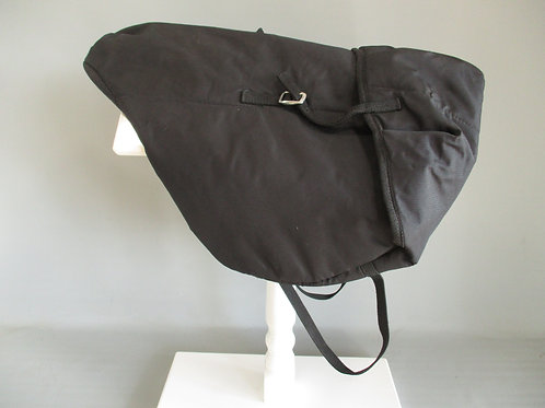 Buckle up Saddle Bag suits Gp or Jump saddles