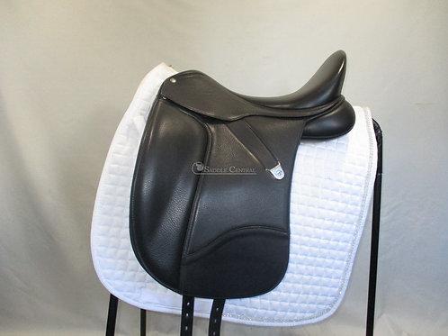 """Bates Dressage Plus 16.5"""" Dressage Saddle"""