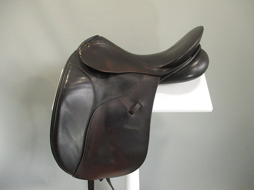 "Peter Horobin Amazone Dressage Saddle 17"" MW-W"