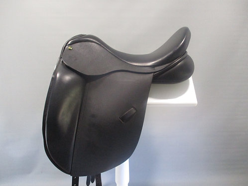 "Ideal Suzannah Dressage Saddle 18"" M"