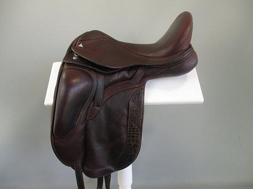 "Bliss of London Paramour Dressage Saddle 16.5""/ 17"" XW"
