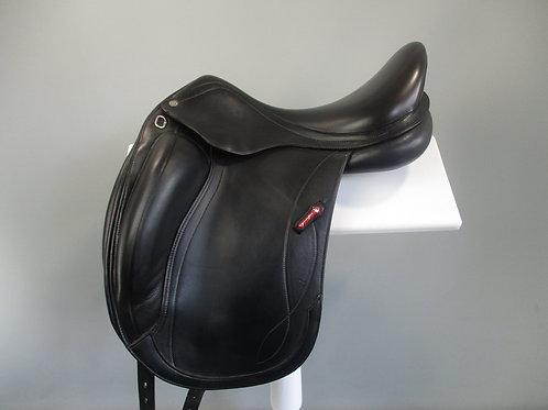 """Equipe Olympia Dressage Saddle 17"""" MW-W"""