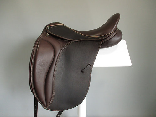 Loxley by Bliss Dressage Saddle 17.5""