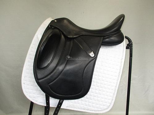"Bates Innova Mono + Dressage Saddle 17"" - 17.5"""