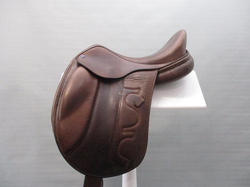 "Southern Cross/Stars Dressage Saddle 17"" W"