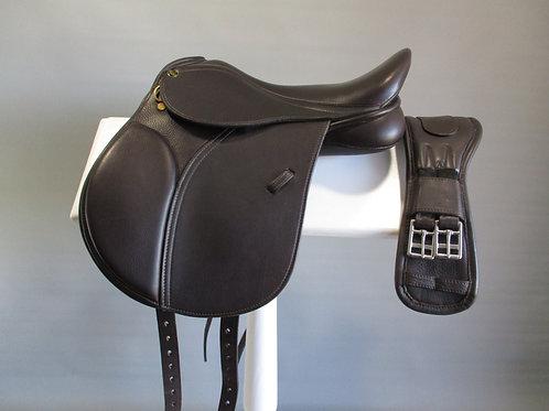 "Peter Horobin Pony GP Saddle 15"" W"