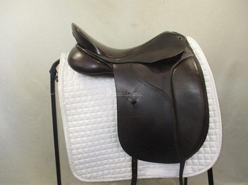"""Peter Horobin Amazone Dressage Saddle 17"""""""