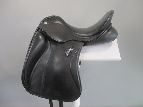 """Zaldi Sanjorge Dressage Saddle 17.5"""" M"""