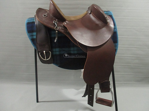 Toowoomba Stock Fender Saddle 15""