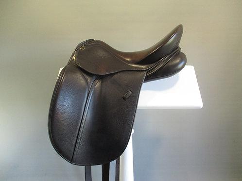 "Peter Horobin Classic Pony Dressage Saddle 16/16.5"""