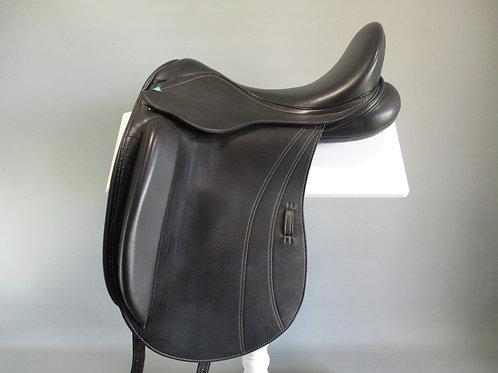 """Bliss of London Liberty Dressage Saddle 17.5"""" MW/W"""