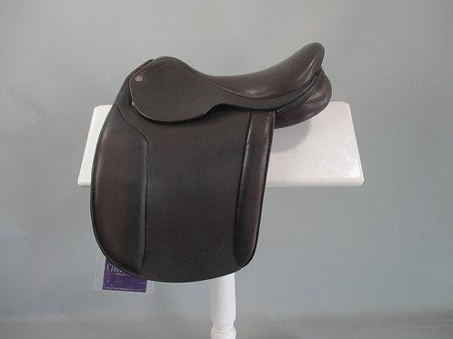 """Cavaletti Show Saddle 15.5"""""""