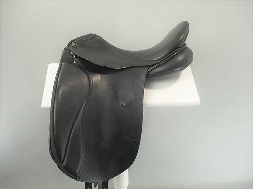 """Trainers Jessica Dressage Saddle 17.5"""""""