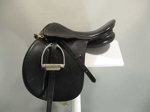 """Trainers Cross Country Saddle 17.5"""""""